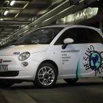 "Fiat 500 ""rešimo planet"""