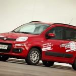 Fiat Panda - na plin