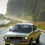 Opel Manta A GT/E foto: Anze Furlan