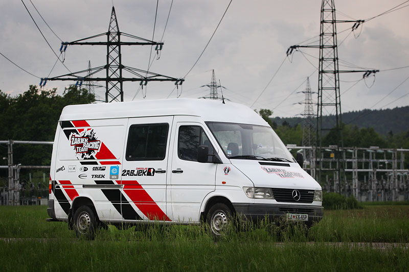 Mercedes Sprinter - Žabjek Racing Team